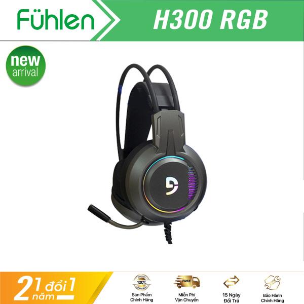 Bảng giá Tai nghe gaming Fuhlen H300 Phong Vũ