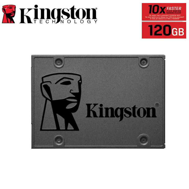 Ổ Cứng SSD Kingston A400 120GB - 2.5 Inch SATA III
