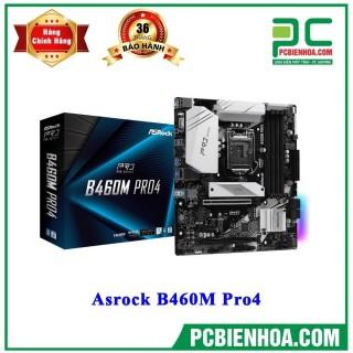Mainboard Asrock B460M Pro4 ( LGA1200 M-ATX 4xDDR4 ) thumbnail