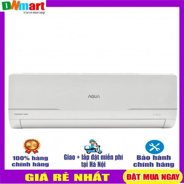 Bảng giá Điều hòa Aqua 12000BTU Inverter AQA-K/CRV12WNM R32 {VẬN CHUYỂN MIỄN PHÍ + LẮP ĐẶT TẠI HÀ NỘI}