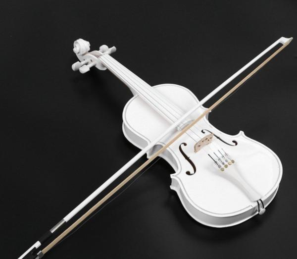 Đàn Violin ( Vĩ cầm ) cao cấp size 4/4 gỗ trắng (full phụ kiện )