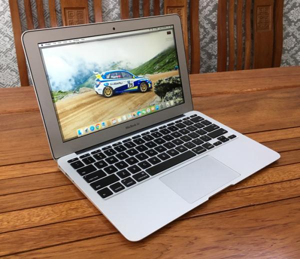 Bảng giá Macbook Air 2013 Core i5 Ram 4GB SSD 128GB 11.6inch Phong Vũ