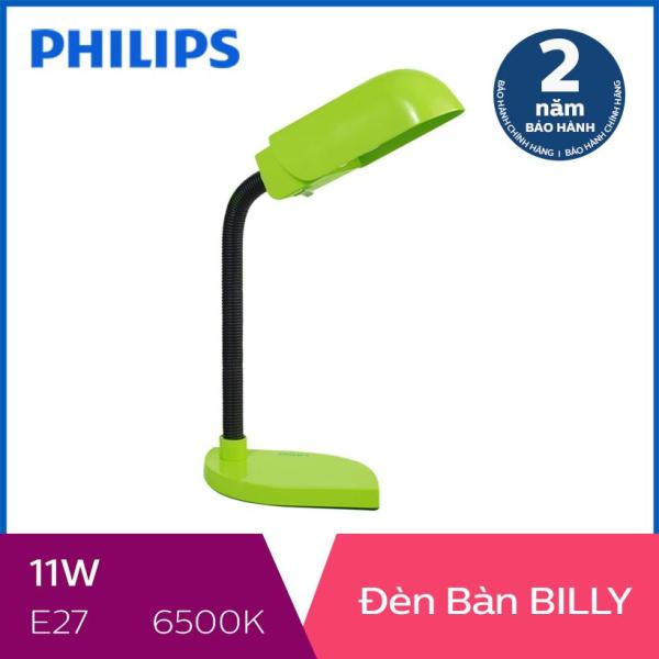 Đèn bàn Philips Billy 111W  (Xanh lá)
