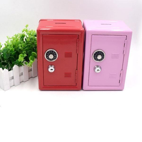 [HCM][XẢ TỒN] Két sắt mini - Két sắt bảo mật - Két sắt mini khóa số CH-0431 18x12x10cm