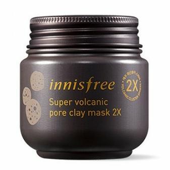 Mặt Nạ Đất Sét Innisfree Super Volcanic Pore Clay Mask 2X tốt nhất