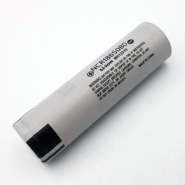 Pin cell Li-on NCR18650ND 3200mAh