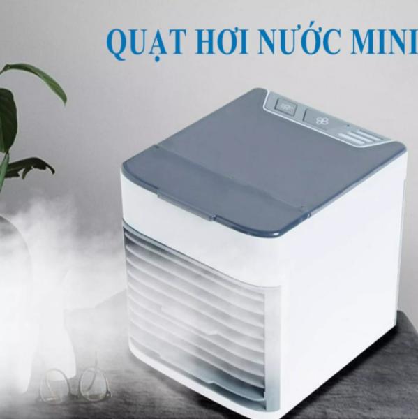 ( HÀNG MỚI VỀ ) Quạt điều hòa mini có công suất lớn, quạt bằng hơi nước, phun sương, công nghệ Hàn Quốc, có chức năng lọc không khí, tạo độ ẩm, không làm khô da, tiết kiệm điện năng. ( BẢO HÀNH 12 THÁNG  )