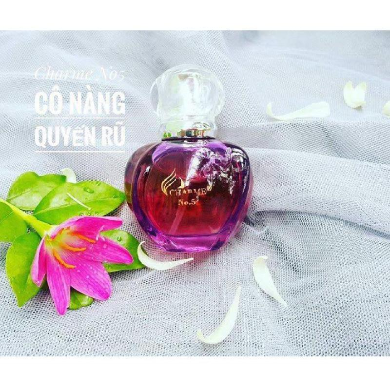 Nước hoa Charme No 5 25ml
