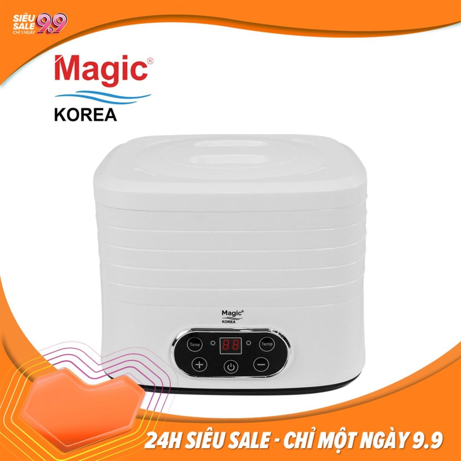 Máy sấy Thực Phẩm Magic A73 (5 khay -10L)