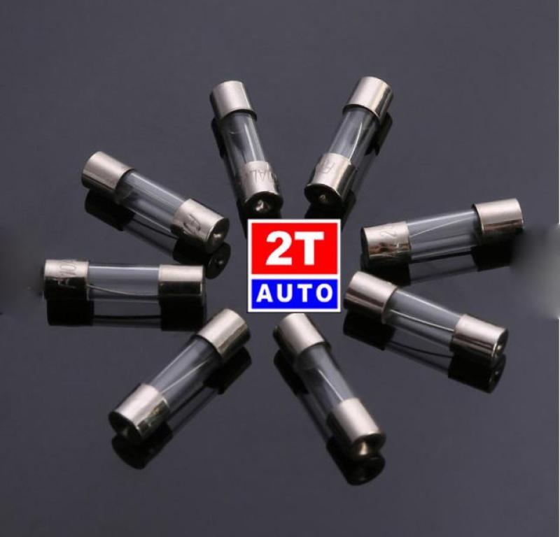 Cầu chì ống kích thước 5mm x 20mm cho ô tô xe hơi xe máy và điện dân dụng