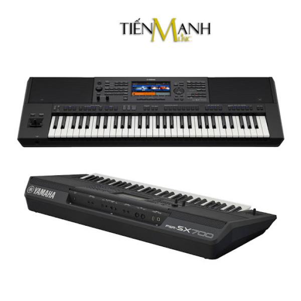 Đàn Organ Yamaha PSR-SX700 - (Keyboard PSR SX700 - Hàng chính hãng, Có tem chống hàng giả bộ CA - Bộ Đàn, Nguồn)