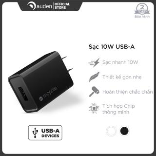 Sạc MOPHIE 10W USB-A sạc nhanh cho iPhone iPad - Dâu Đen Store thumbnail