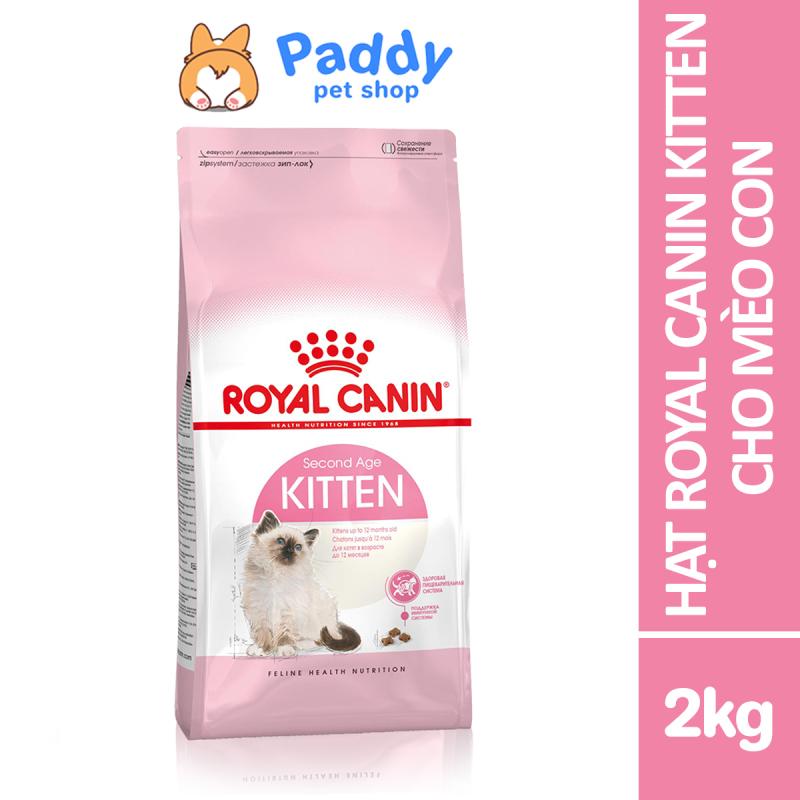 Thức Ăn Cho Mèo Con Royal Canin Kitten 2kg