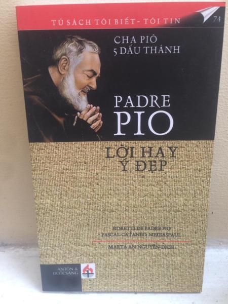 Mua Lời Hay Ý Đẹp Của Cha Pio