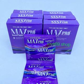 Bộ 6 Hộp Bao Cao Su Siêu Mỏng MaxPro thumbnail