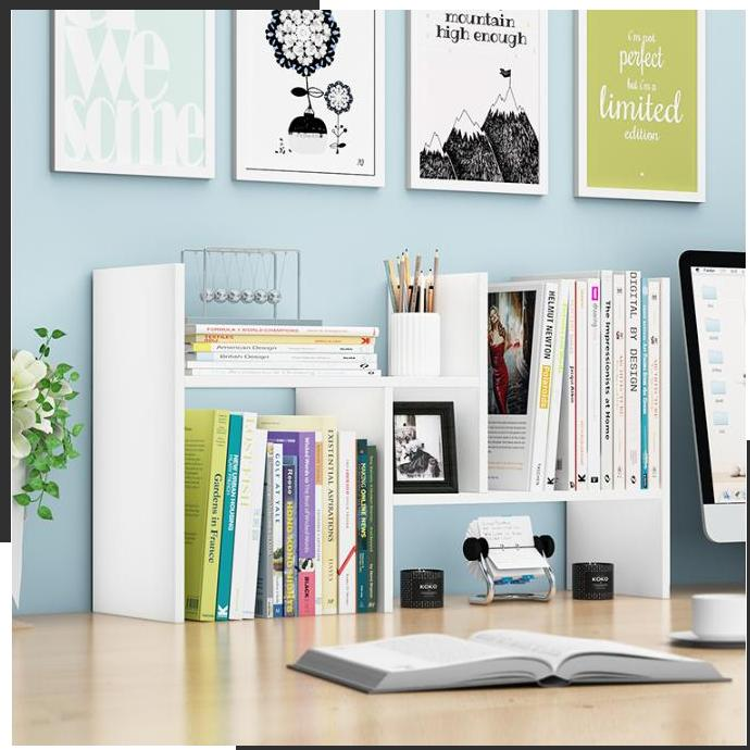 Big Sale 2 Ngày # Kệ Sách để Bàn Làm Việc Thương Hiệu IGEA Giá Tốt Không Nên Bỏ Lỡ