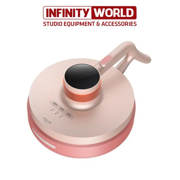 Máy bụi bụi giường nệm loại bỏ Mite cầm tay (Sạc pin) Deerma DEM-CM2100 (Màu hồng)