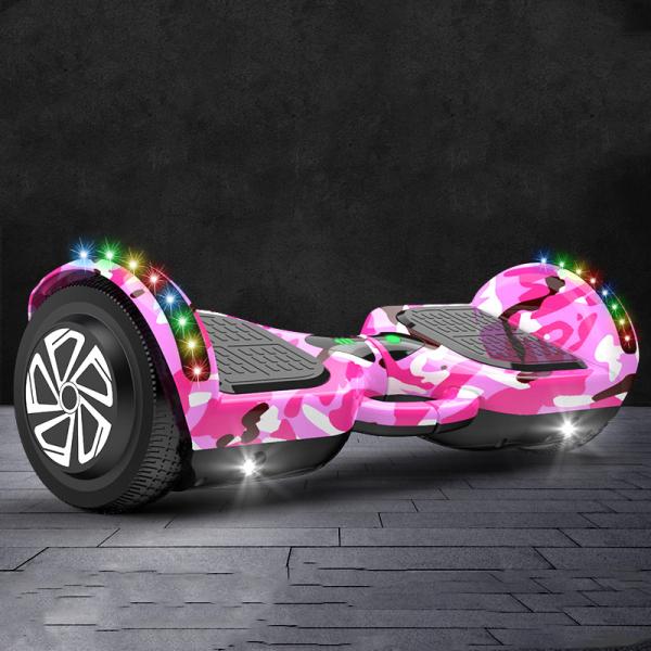 Mua Xe cân bằng tự động màu giàn di hồng với chế độ chống rung tốt màu sắc trẻ trung