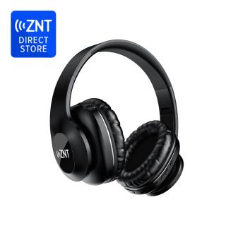 Tai nghe không dây ZNT SoundFit Jox kết nối bluetooth 5.0 bass mạnh mẽ hỗ trợ giắc AUX & FM và có tích hợp Micro - INTL thumbnail