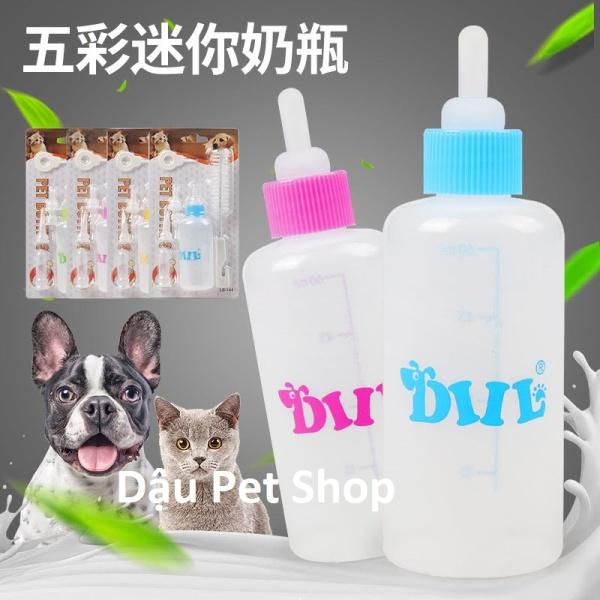 Bình Ti - Bình Sữa Cho Chó Mèo
