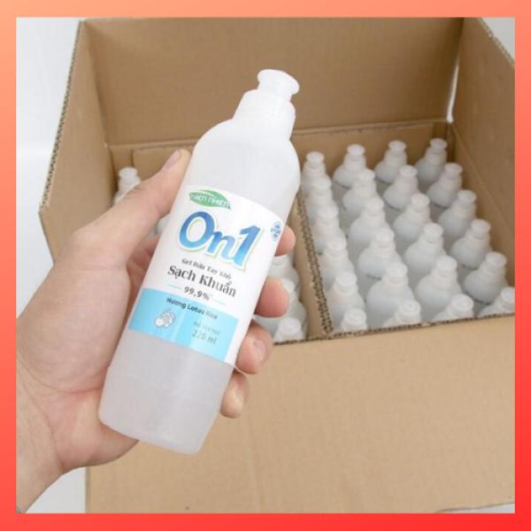 Nước rửa tay khô ONI1 220ml giá rẻ