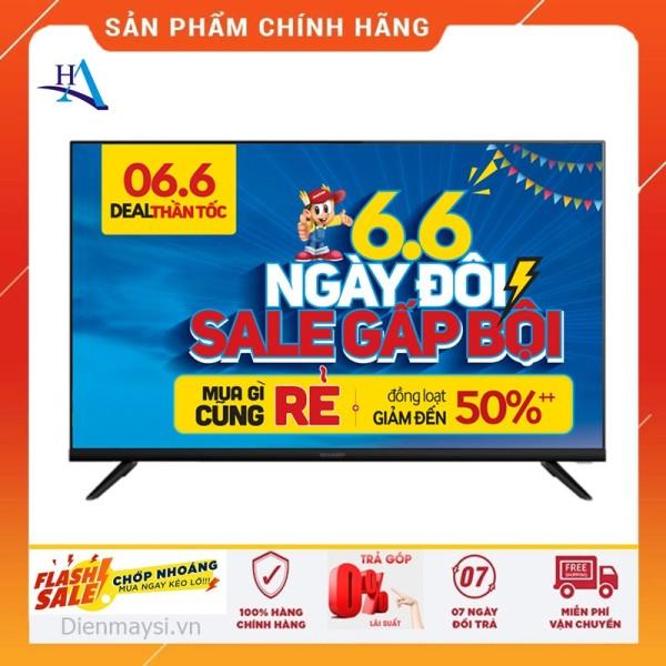 Bảng giá Smart Tivi 4K 55 inch Sharp 4T-C55CJ2X (Miễn phí giao tại HCM-ngoài tỉnh liên hệ shop)