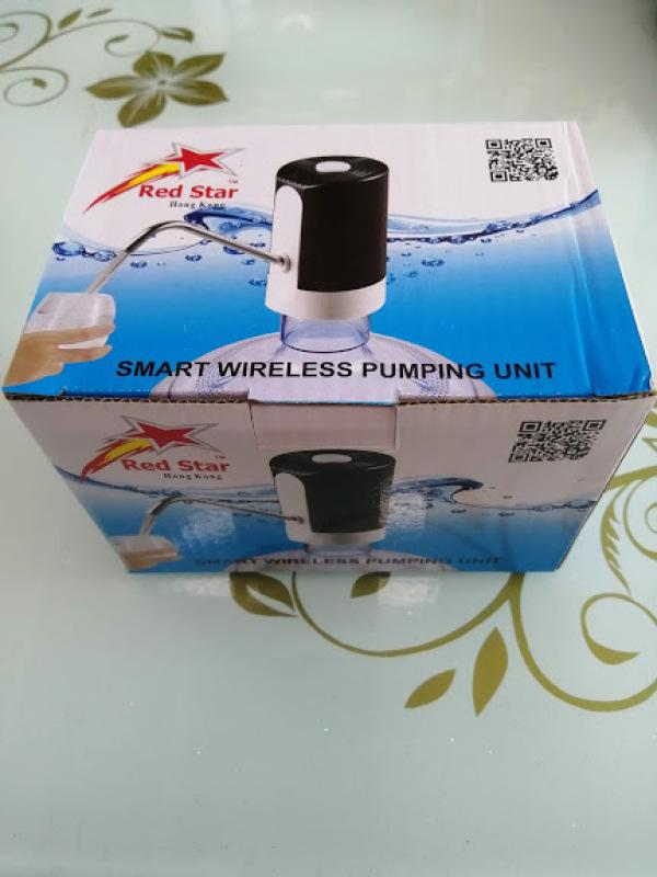 máy bơm hút nước mini thế hệ mới