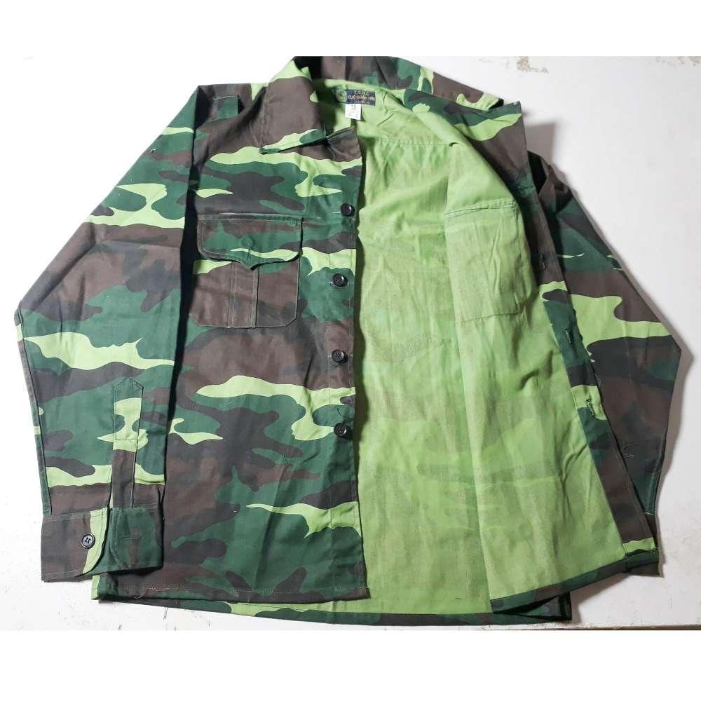 Bộ quần áo rằn ri - Size 4