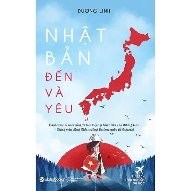 Sách - Nhật Bản đến và yêu
