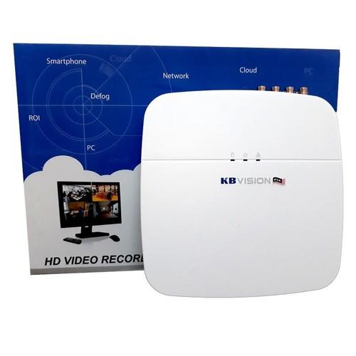 Đầu ghi hình 8 kênh  KX-C7108TH1(KX-7108TH1), chuẩn nén hình ảnh H265 giúp tiết kiệm dung lượng lưu trữ gấp 2 lần H264