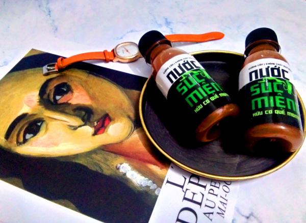 Nước súc miệng quế MOMENT by BUFFET FOR SKIN - DINH DƯỠNG LÀN DA (Trắng răng, hôi miệng, thơm mát) giá rẻ