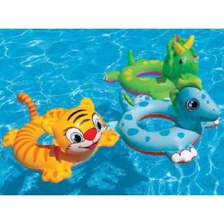 Phao Bơi Hình Thú Dễ Thương An Toàn Chống Lật Cho Bé Phao Bơi Ngày Hè Cho Bé Tập Bơi phao hình thú đồ chơi sinh hoạt ngoài trời hồ & phao vận động ngoài trời dụng cụ tập bơi cho bé-Hồ bơi Đồ chơi nước thumbnail