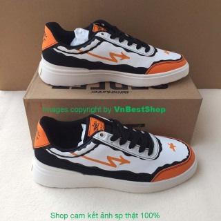 Giày Thể Thao Nữ Street Nameless Edition x Việt Max - FdF Orange DSWH02501CAM (Cam) thumbnail