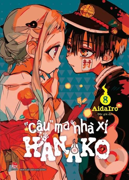 Cậu Ma Nhà Xí Hanako - Tập 8 - Tặng Kèm Lót Ly Cứng