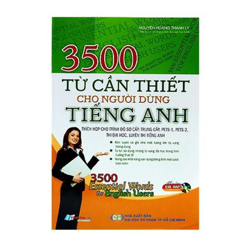 3500 Từ Cần Thiết Cho Người Dùng Tiếng Anh - 8935072893613