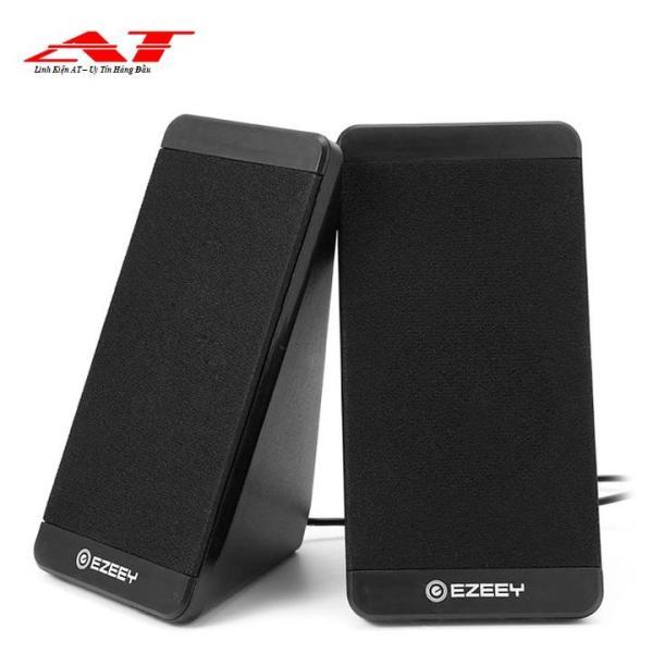 Bảng giá Loa Vi Tính 2.0 Ezeey S5 Âm Thanh Hay Sử Dụng Cổng USB Nguồn 5V Phong Vũ