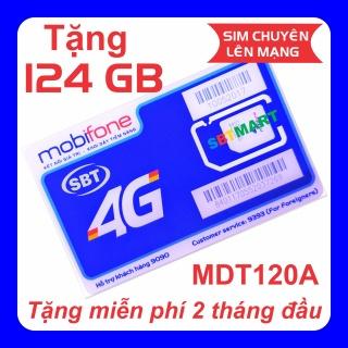 [Max Data 60 ngày] Sim 4G MobiFone 62 GB tốc độ cao + sử dụng không giới hạn tốc độ 5 Mbps thumbnail