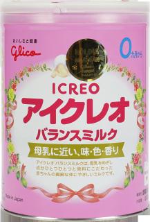 Sữa Glico Icreo số 0 (hàng nội địa Nhật) 800g thumbnail