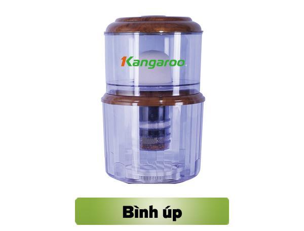 Bình lọc nước dùng cho Cây nước nóng lạnh Kangaroo JY2000-B-IC