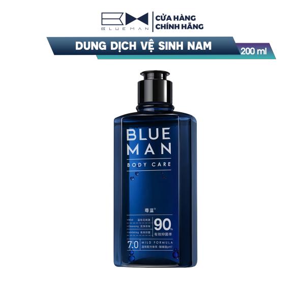 Dung Dịch Vệ Sinh Nam Lành Tính khử Mùi Blueman 200ml