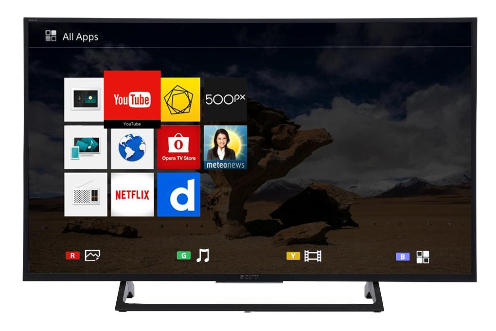 Bảng giá Tivi Sony KD-43X7000E (Đen)