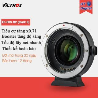 [HCM]Ngàm Viltrox EF-EOS M2 (mark II) cho Canon EOS M M2 M3 M5 M6 M10 M50 M100 thumbnail