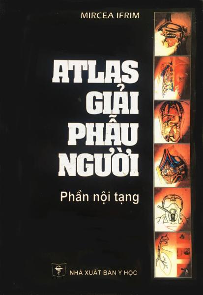 Mua Atlas Giải Phẫu Người - Phần Nội Tạng