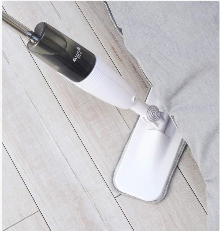 Cây Lau Sàn Cao Cấp, Cây Lau, Cây Lau Sàn - [BẢO HÀNH 6 THÁNG] Giúp Sạch Bụi Bẩn Trên Mọi Sàn Nhà, Loại bỏ các vết bản cứng đầu.