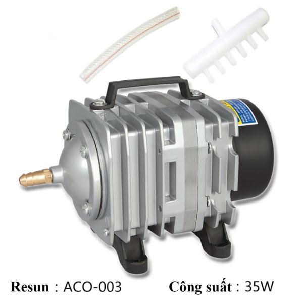 Máy Sủi Khí Oxy Bể Cá 35w Resun ACO-003