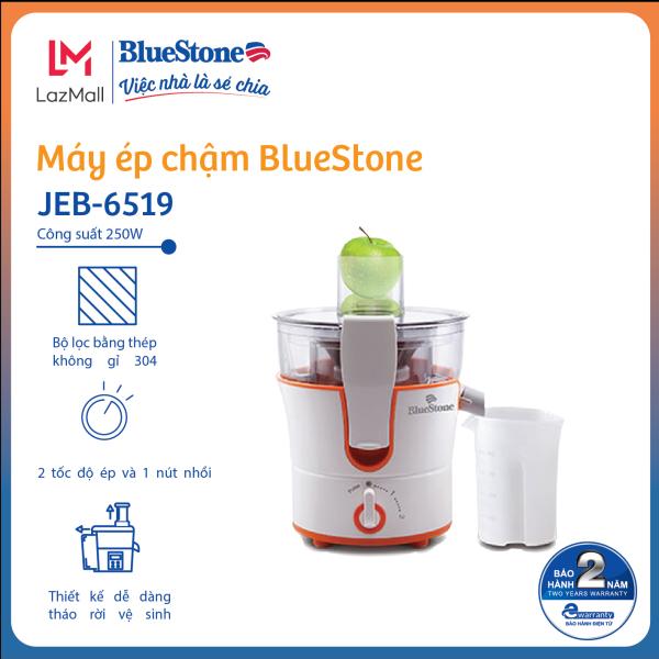 Máy Ép Trái Cây Dành Cho Gia Đình BlueStone JEB-6519 (Trắng) - Bảo hành 2 năm - Hàng chính hãng