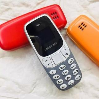 Điện thoại mini - Điện thoại giá rẻ 3310 - 2 Sim 2 Sóng, Có Thể Cắm Thẻ Nhớ Và Đặc Biệt Có Thể Thay Đổi Giọng Nói Khi Nghe Gọi thumbnail