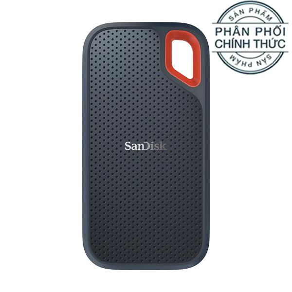 Giá Ổ cứng SSD di động External Sandisk Extreme E60 500GB USB 3.1 Gen2 SDSSDE60-500G-G25 - Hãng phân phối chính thức