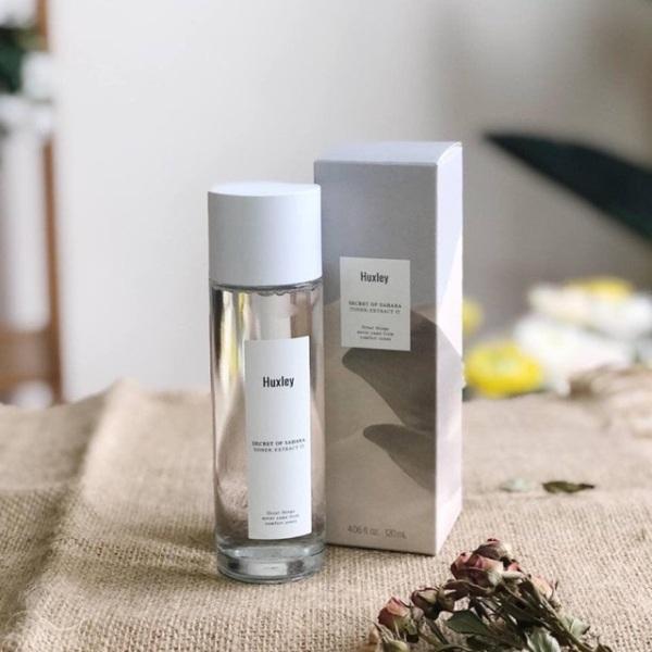 Nước hoa hồng Huxley toner chai 120ml sản phẩm tốt chất lượng cao cam kết hàng giống mô tả vui lòng inbox để shop tư vấn thêm