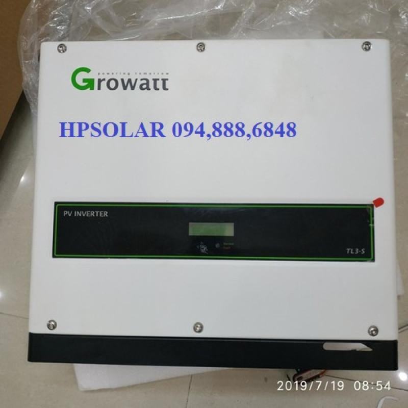 Biến tần Growatt hòa lưới 8KW 1 pha 8000MTL-S (Bản nội địa) - Inverter năng lượng mặt trời - Biến tần Growatt hòa lưới 8KW 1 pha 8000MTL-S